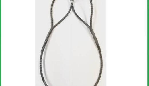 ワイヤロープを構成する主な材料